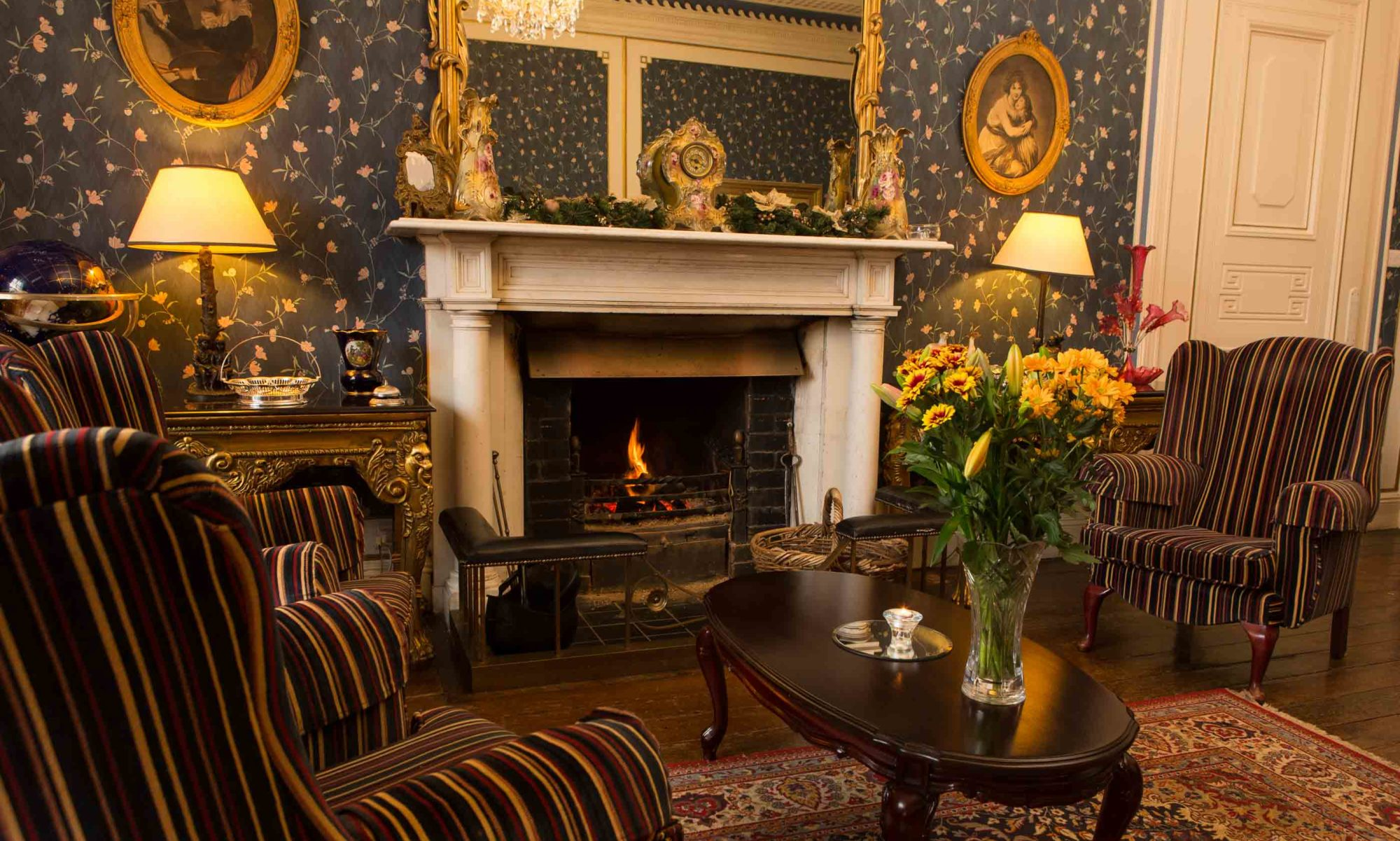 Inch House - Luxury Country House accommodation in Tipperary